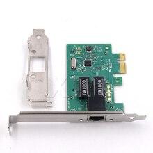 Tarjeta de red PCI Express PCI E, 1000Mbps, Gigabit Ethernet, 10/100/1000M, RJ45, adaptador LAN, controlador de red