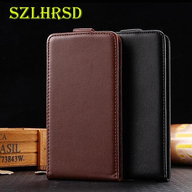 SZLHRSD phone case for Vertex Impress Spring Cases Cover Fundas Mobile Phone Bag Flip Up and Down Case