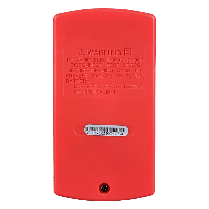 UNI-T UT120B kišenės dydžio stilius Skaitmeninis multimetras - Matavimo prietaisai - Nuotrauka 4