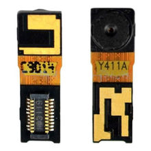 10pcs/lot Original Front Facing Small Camera Replacement for Google Nexus 4 E960 Repair Part  free shipping With Tracking Number