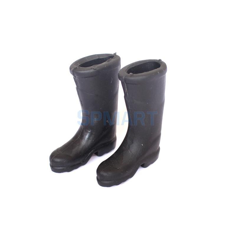 112 dollhouse furniture miniature rubber rain boots home garden yard accessory