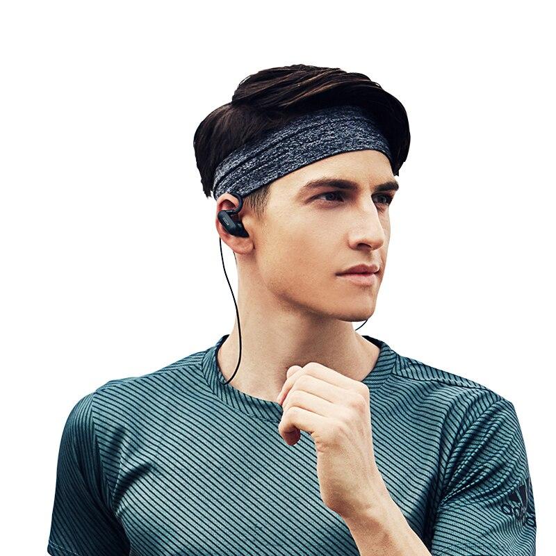 QCY QY31 Bluetooth Earphones IPX4 Sweatproof Earphone Ear Hook Wireless Sports Earbuds with MIC 6