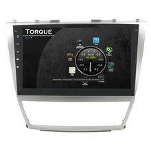 For capacitive multi-touch screen Toyota Camry 2008 car dvd player GPS with 3G/WIFI/mirror link/BT/Radio/USB/DDR 3 1G/SWC/16G