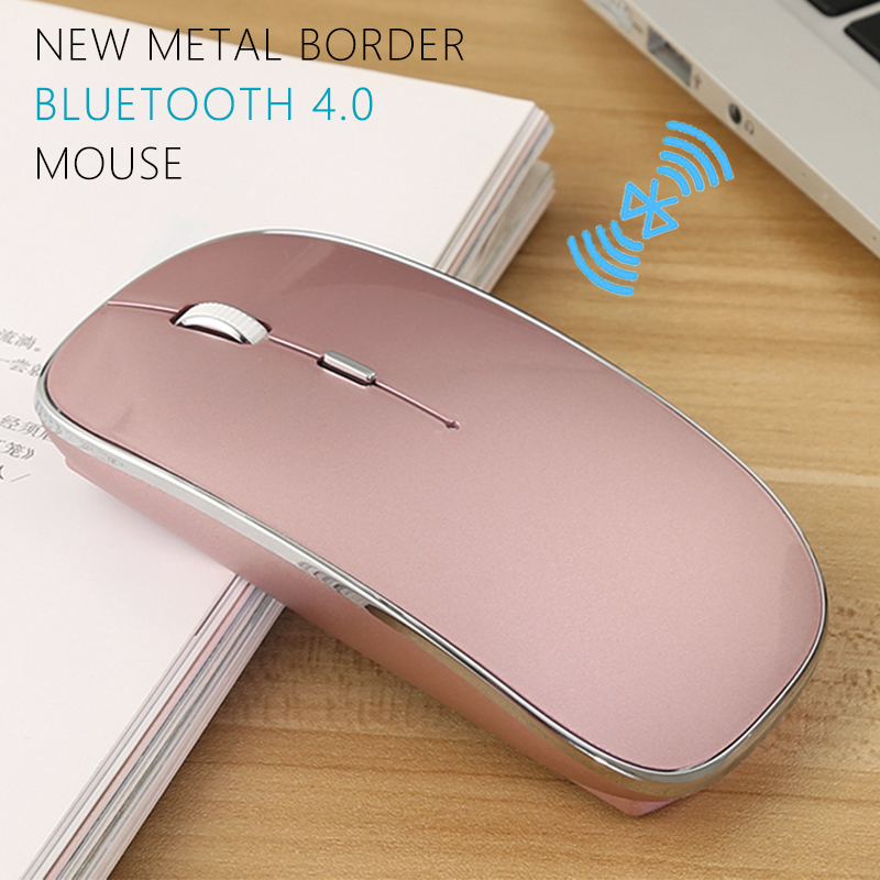 Mouse for Macbook air /pro Mini Mouse Bluetooth 4.0 Gaming souris gamer Mouse for men & women mouse sem fio ...
