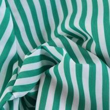 New women elegant pearls beading striped shirt flare sleeve O neck Blouses MT