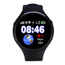 Smart Watch With SOS emergency call WIFI GPS Locator watch phone Tracker For Elderly Kid Anti-lost Anti-take Wristband T800