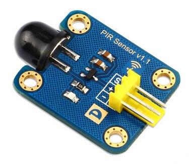 Menschliches Infrarot Pyroelektrische Sensor PIR Erkennung Motion Sensor Für Arduino