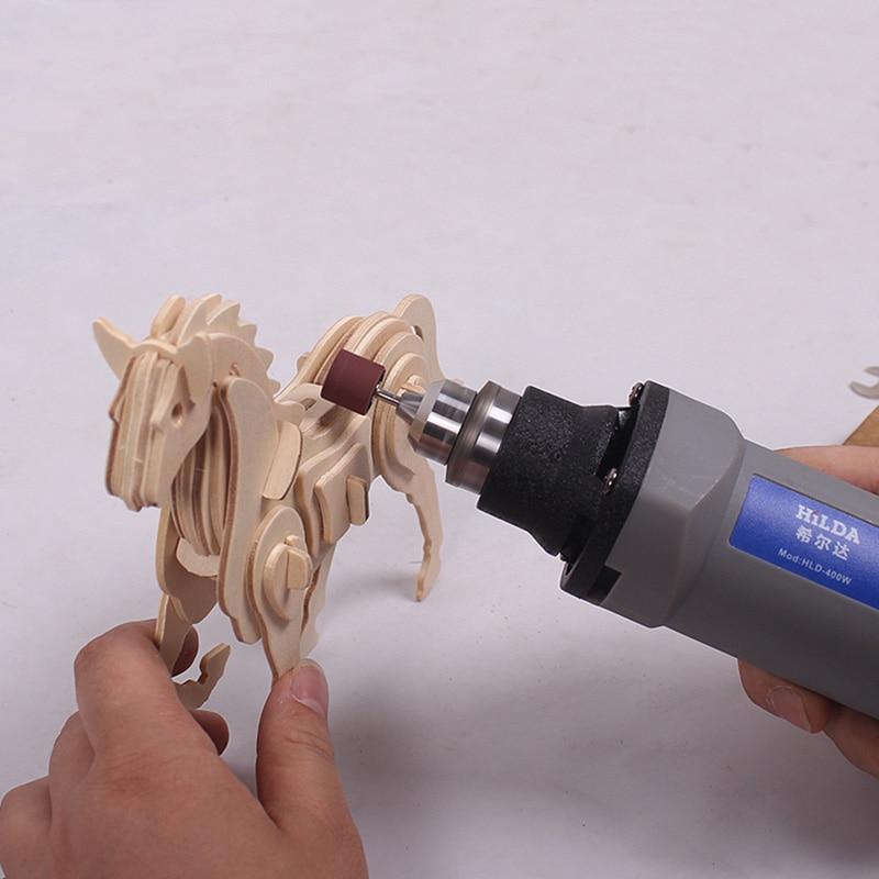 100vnt 12mm dremel šlifavimo rankovių šlifavimo šlifavimo - Abrazyviniai įrankiai - Nuotrauka 6