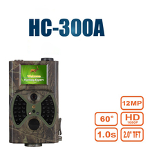Goujxcy HC300A Trail Hunting Camera 1080P 12MP Infrared Cameras Digital Night Vision Outdoor Scouting photo traps wild cameras стоимость