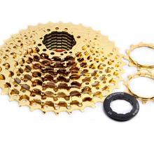 11-36 T Скорость свободного колеса 392 г горные велосипеды freewheels 3*10 Скорость MTB freewheel для 10 шестерни кассеты 53