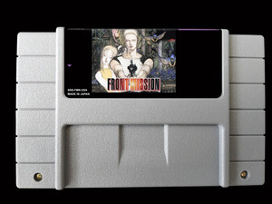 Image 1 - 16Bit Games ** Front Mission ( USA Version English translation!! )
