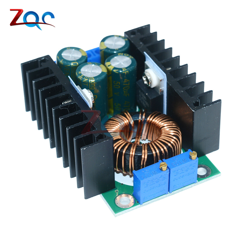 300W XL4016 DC-DC Max 9A Step Down Buck Converter 5-40V To 1.2-35V Adjustable Power Supply Constant Driver Module For Arduino