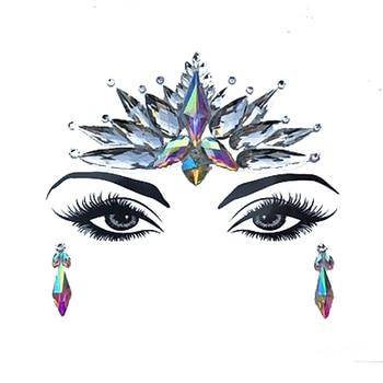 Acrylic Resin Drill Face Stick Handpicked Bohemia Eye