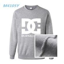 Дин кофты пуловеры хип-хоп спортивный толстовки спортивная печати весна марка мужские