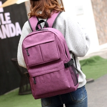 THINKTHENDO Male Backpack Bag Brand Laptop Notebook Backpack