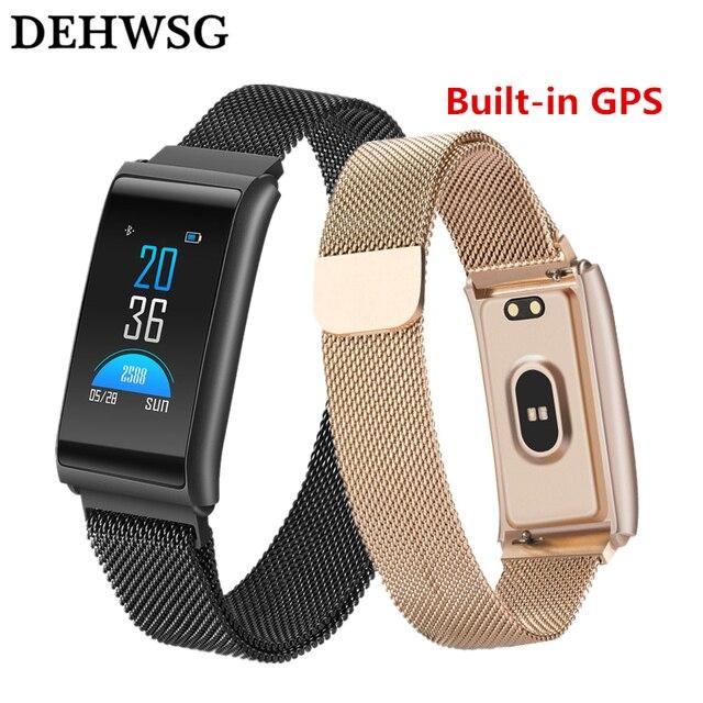 Smart Bracelet GPS Z500 Fitness Tracker Watches Band waterproof Heart Rate Monitor Step Counter Alarm Clock Wristband pk fit bit