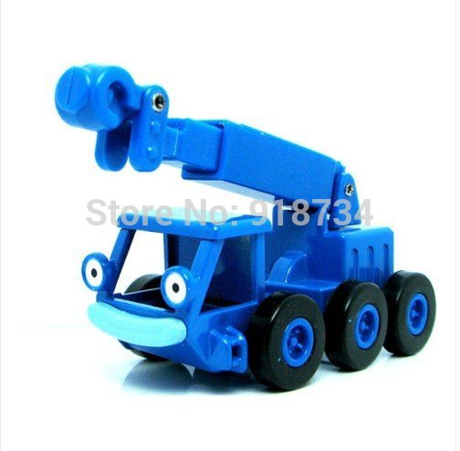 Free shipping New vehicle in the Bob the Builder Take Along series LOFTY pieces lot