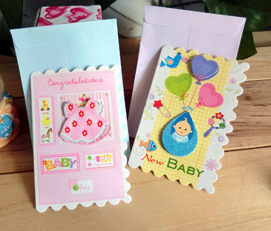 baby card sayings promotionshop for promotional baby card sayings, Greeting card