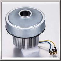 mini 3phase brushless DC high vacuum Air blower fan blower motor for vacuum cleaner planter Air pump 86mm 12V 7kPa 49m3/h