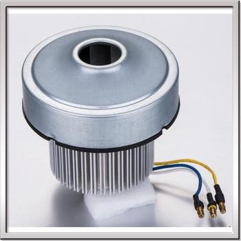 цена на mini 3phase brushless DC high vacuum Air blower  fan blower motor for vacuum cleaner planter Air pump 86mm 12V 7kPa 49m3/h