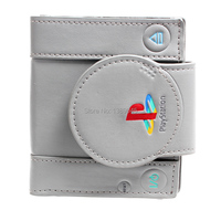 Playstation Wallet Youth Student Individuality Original Paragraphs Short Transverse Fashion Purse DFT 1250