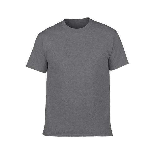 GILDAN Brand Blank T-Shirt Men Short Sleeve Tshirts Solid 100% Cotton Homme  Tee Shirt 3XL Summer Men Clothings Plus Size