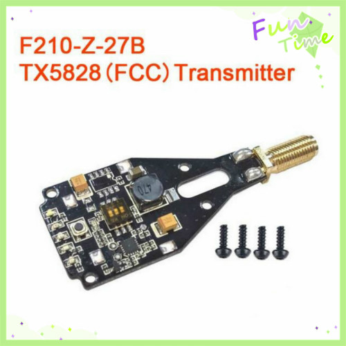 Walkera F210-Z-27B TX5828 FCC Transmitter Furious 210 3D Spare Parts Walkera F210 3D Spare Parts Free Shipping with Tracking затирка д швов ceresit се 40 aquastatic до 10 мм 2 кг антрацит