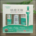 Anti Acne 3 in 1 Kit! Oil Control Cleanser 100g+Acne Removal Purify Toner 50ml+Acne marks Repair Cream 30g Acne Set B01422