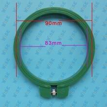9CM Embroidery Hoop Circle Round Frame Art Craft DIY Cross Stitch #KP-C-1068 9CM
