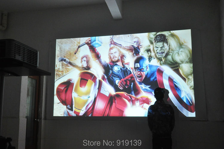 New HD Projector testing pic 6