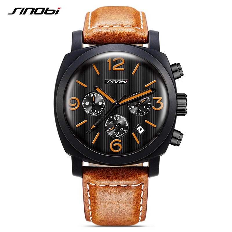 SINOBI Watch Men Sport Wristwatch Relogio Masculino Fashion Waterproof Watch Men Navy officials watches kol saati reloj G35 breast cancer what you should know but may not be told about prevention diagnosis and trea tment