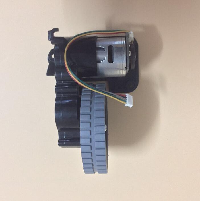 1pcs Original ILIFE A4 T4 X430 X431 X432 Right Wheel Robot Vacuum Cleaner Accessories