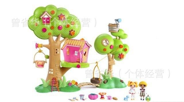 Lalaloopsy baumhaus glücklich engel mädchen spielzeug