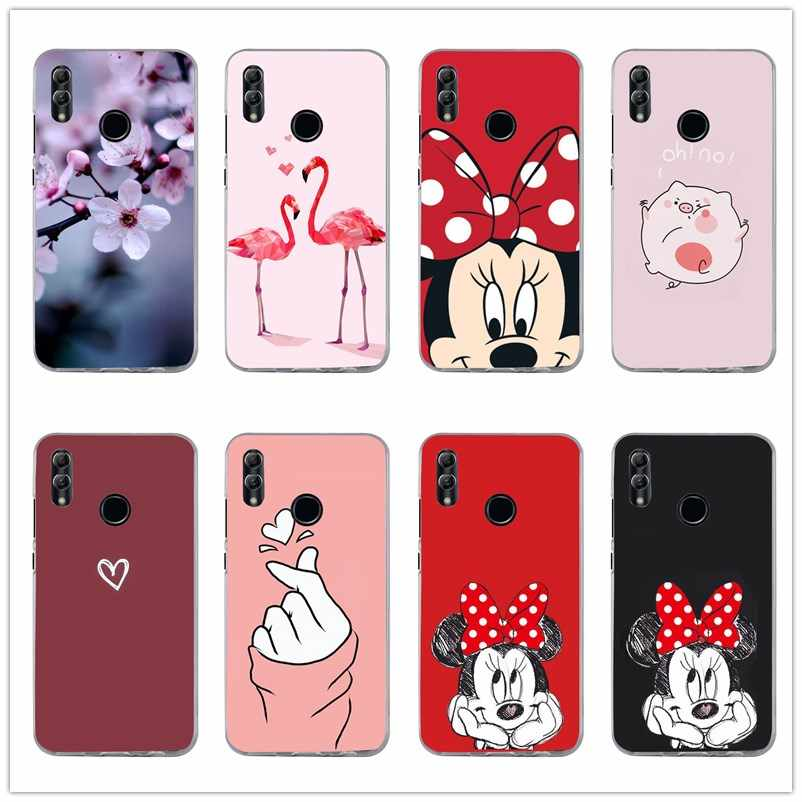Case For P Smart Cover Matte For Coque Huawei P30 Lite P20 Lite P8 P9 Lite 2017 P9 Lite 2017 mini Mate 10 Cases