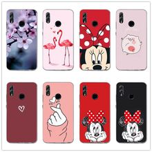 Case For P Smart Cover Matte For Coque Huawei P30 Lite P20 Lite P8 P9 Lite 2017 P9 Lite 2017 mini Mate 10 Cases(China)