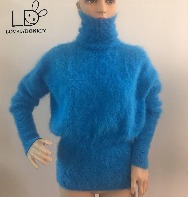 LOVELYDONKEY pravý norský kašmírový svetr dámské kašmírové svetry pletená čistá norská bunda doprava zdarmaM507