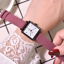 Watches Women Luxury Brand Leather Strap High Quality Bracelet Quartz Watch For Women Dress Wristwatches Female Clock Hot Sale цены