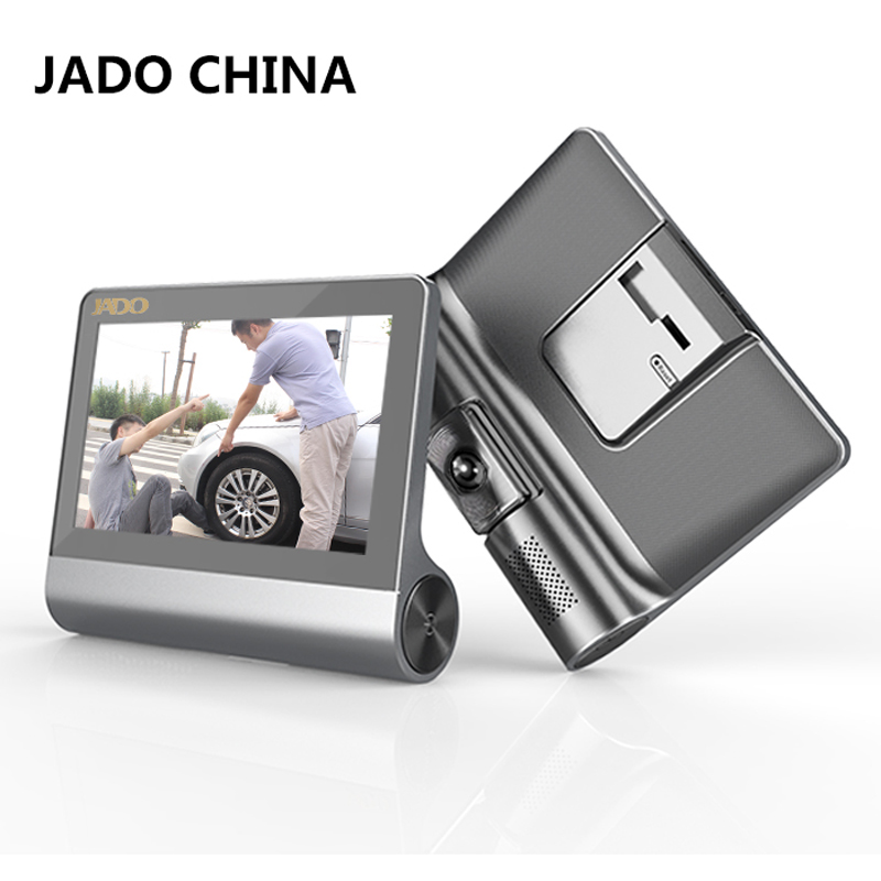 JADO D780 4.3 Car Camera  Full HD 1080P  Car Dvr Video Recorder 140 degree Car Registrar Car DVRs  Camcorder Dash cam  ADAS автомобильный видеорегистратор k6000 car camera car dvr 1080p full hd k6000 25fps g 140
