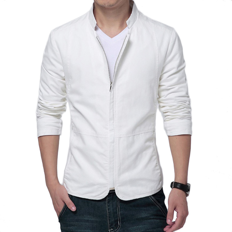 Popular White Jacket Men-Buy Cheap White Jacket Men lots from