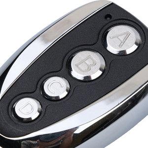 Image 4 - Kebidu 12 В постоянного тока беспроводной автоматический пульт дистанционного управления типа ABCD Новый Дубликатор Регулируемая частота 433,92 МГц ворота копия пульта дистанционного управления
