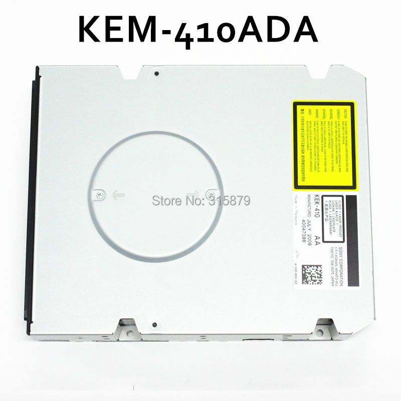 Original nouveau KEK-410AA KEK-410 DVD-rom AA pour SONY DVD Laser KEM-410ADA de ramassage BPD-200