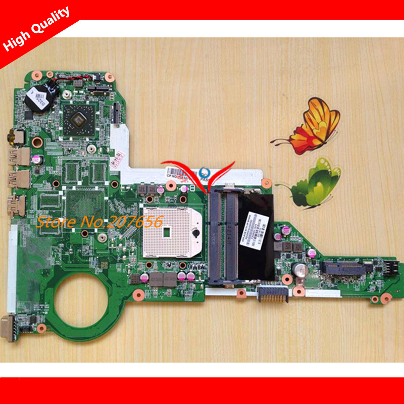 ФОТО 720691-501 720691-001 DA0R75MB6C0  / DA0R75MB6C1 REV : C  (For Hp Pavilion 15 Laptop Motherboard Available NEW