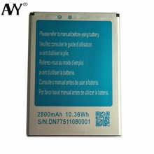 Battery for Jiake V5 V6 V11 V12 Mobile Phone Replacement Batteries Bateria 100% Tested In stock+Tracking Number