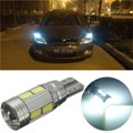 Car Super Bright Width Light LED T10 5360 W5W 10SMD Error Free Canbus Side Lamp