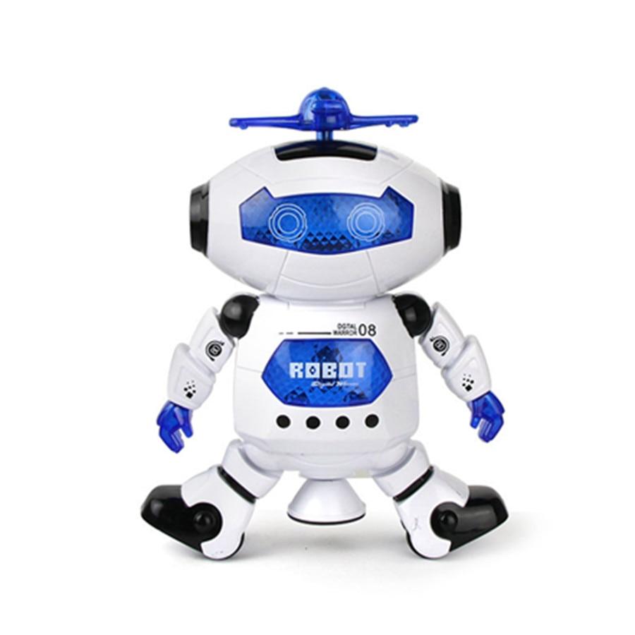 Toys For Kids 5 7 : Space robot astronauta niños juguetes de luz música