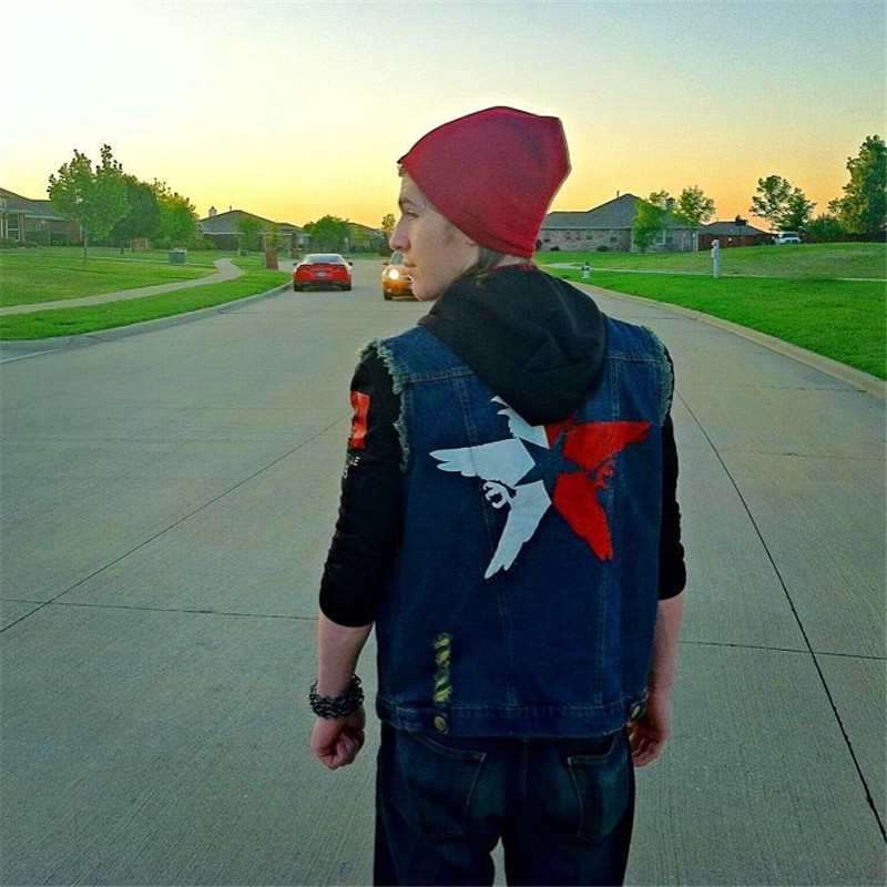 Procosplay InFAMOUS Second Son Delsin Rowe Cosplay Costume Mp001648