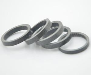 Гарнитура углеродная волоконная шайба набор велосипедная гарнитура Набор разделителей для велосипеда Fix Refit 5 мм 10 мм 15 мм 20 м Аксессуары для...