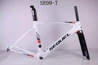 DC009 good quality carbon road bike frame Toray T1000 UD PF30 tapered system road bike carbon frame carbon frame road bike