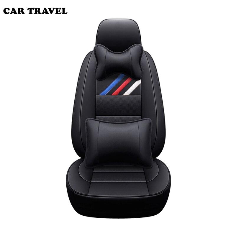 Cuero genuino auto cubierta de asiento de coche personalizada para Mercedes Benz A B C D E S serie Vito Viano Sprinter maybach CLA CLK Coche