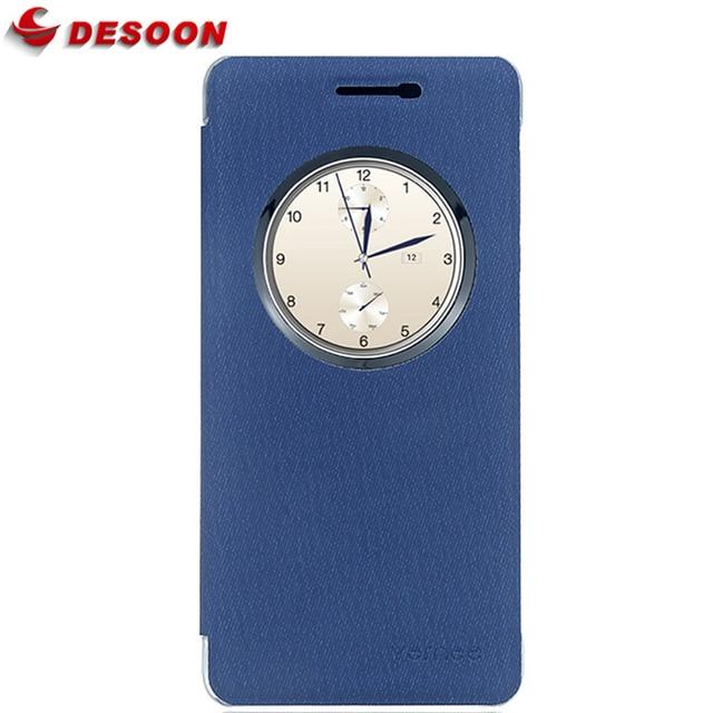 Original vernee mars PU Leather case , back cover case for vernee mars pro mobile phone